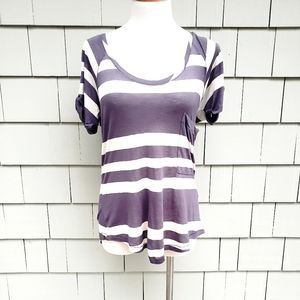QSW* Striped Tee
